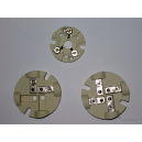 Zócalos cerámicos para termopares tipo S platino