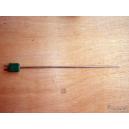 Termopar encamisado salida conector estándar